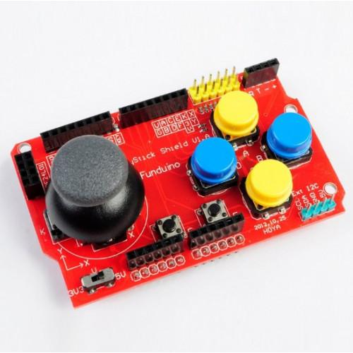 Joystick Button Shield para Arduino
