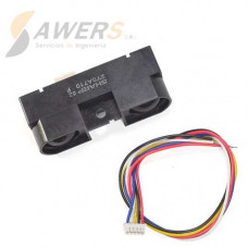 Sensor de distancia Infrarrojo Sharp GP2Y0A710 100-550cm