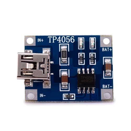 TP4056 Cargador de Bateria Lipo 1S