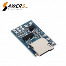 Decodificador MP3 2W GPD2846A