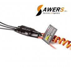 ESC Controlador de Velocidad Brushless 12A Emax BLHeli