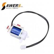 Micro Valvula Solenoide Electrica 6V