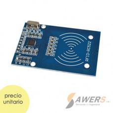 Lector-Grabador RFID RC522 13.56MHz
