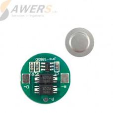 BMS Circuito de carga y descarga 1S PCM 3.7V