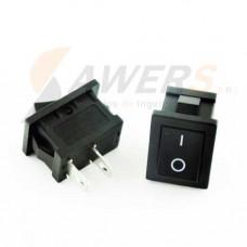 Interruptor switch ON/OFF 3A - 220VAC (mini)