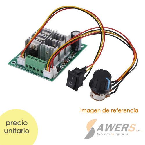 Controlador Brushless BLCD de Velocidad 36V 15A