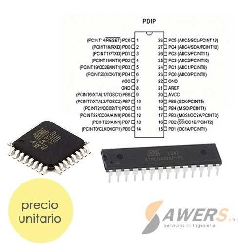 ATmega328 Microcontrolador DIP/SMD