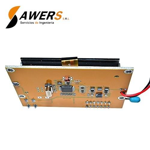 LCR-T4 Tester Transistor-Diodo-Triodo-Capacitancia