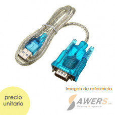 Conversor Serial USB a RS232 12V