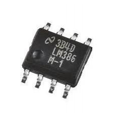 LM386 Amplificador de Audio 0.25W DIP/SMD