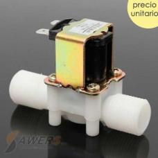 Valvula Solenoide 12VDC NC 1/2inch