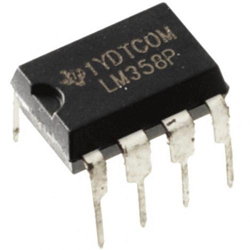 LM358 DIP/SMD Amplificador Operacional Dual
