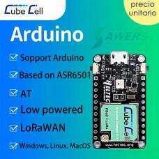 Heltec CubeCell ASR6501 LoRaWAN 433-915Mhz