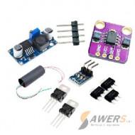 Reguladores de Voltaje y corriente