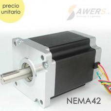 NEMA42 Stepper Motor 8A 28N.m