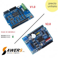 Arduino Motor Shield L298N R3
