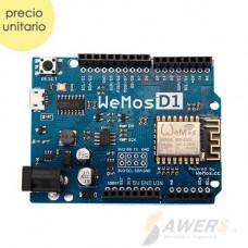 Wemos D1 ESP-12E compatible Arduino