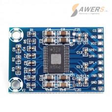 XH-M562 Amplificador Stereo 12V-50W