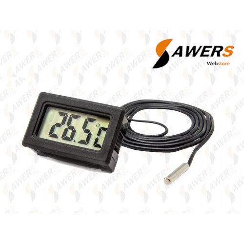 Termometro Digital LCD con Sonda