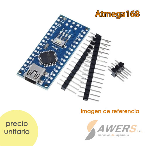 Arduino Nano Atmega328P CH340