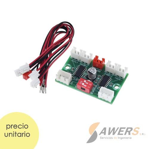 PAM8403 Amplificador 3W 4CH