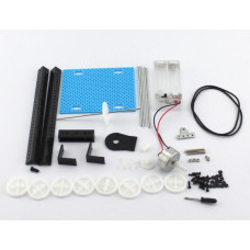 Kit armable educativo Carro Tanque