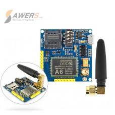 A6 Pro Quad-band GSM/GPRS (antena SMA)