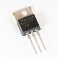 LM1117 3.3V 800mA Regulador de Voltaje