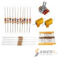 Resistor y Potenciometros