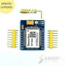 IOT-GA6-B Quad-band GSM/GPRS (Antena alambre)