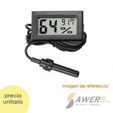 Mini Higrometro de Temperatura y Humedad