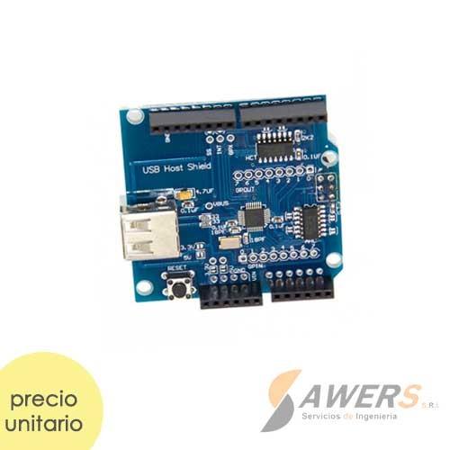 Arduino USB Host Shield V2.0