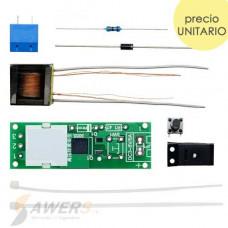 Kit generador de Arco Ignitor HV-1 5V a 20KV