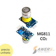 MG811 sensor de CO2 0-2VDC