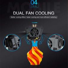 Impresora 3D Creality CR-X Dual 30x30x40cm