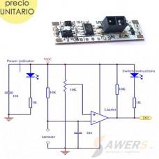 Sensor de Proximidad Switch 12V XK-GK-4010A