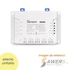 Sonoff 4CH Pro R3 Wifi RF-433Mhz