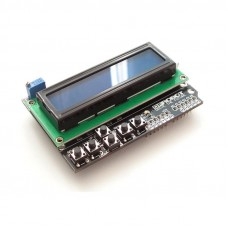 LCD Keypad Shield 16x2