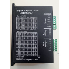 JKD2060 Driver Stepper 60V 7.2A (NEMA34)