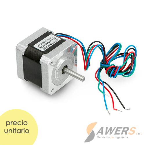 NEMA17 Stepper Motor 1.2A 39N.cm