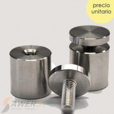 Tamper Proof 25x25mm (Placa Conmemorativa)