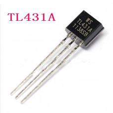 TL431 Diodo Zener Ajustable 2.5-36V
