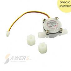 Sensor de fluido 1.75Mpa ID=1/4inch YF-S402