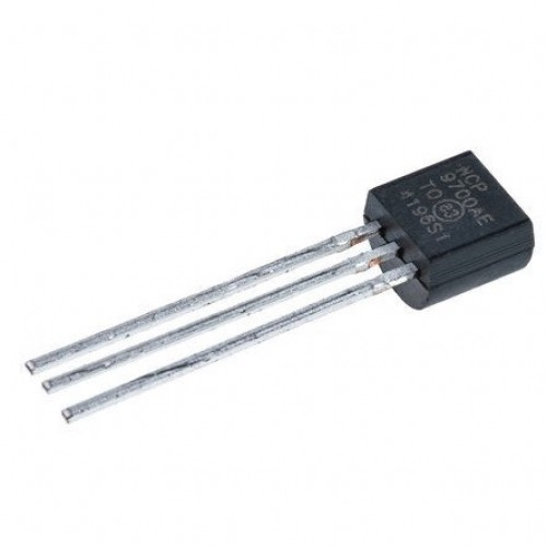 MCP9700 Sensor de Temperatura analogico 125C