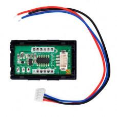 Voltimetro Digital 3-30V 0.56inch ROJO