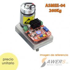 ASMC-04B Servomotor de alto torque 180Kg.cm 24V