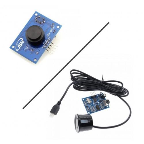 Sensor de distancia ultrasonico a Prueba de Agua JSN-SR04T