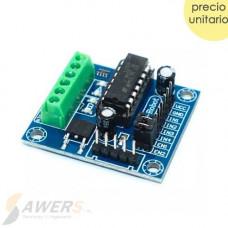 L293D Shield Mini Puente H