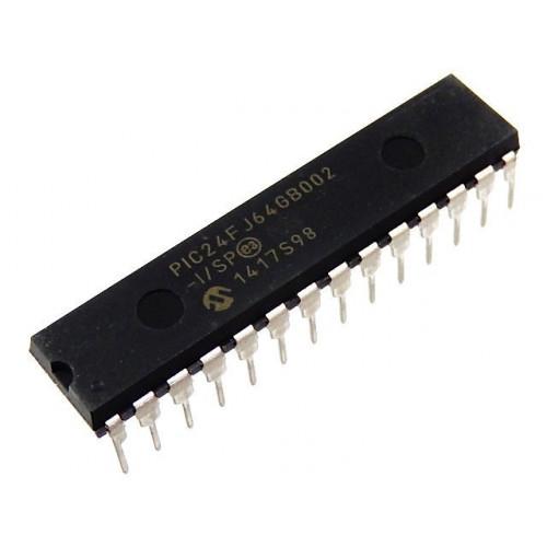 PIC24FJ64GB002 DIP Microchip