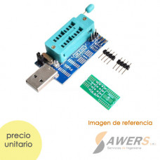 CH341A Programador USB de memoria EEPROM